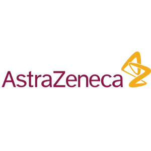 AstraZeneca logo - Our Sponsors
