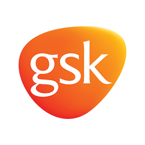 GSK logo - Our Sponsors