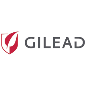 Gilead logo - Our Sponsors