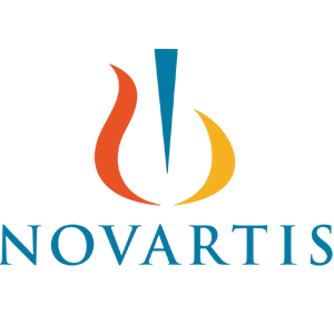Novartis logo - Our Sponsors