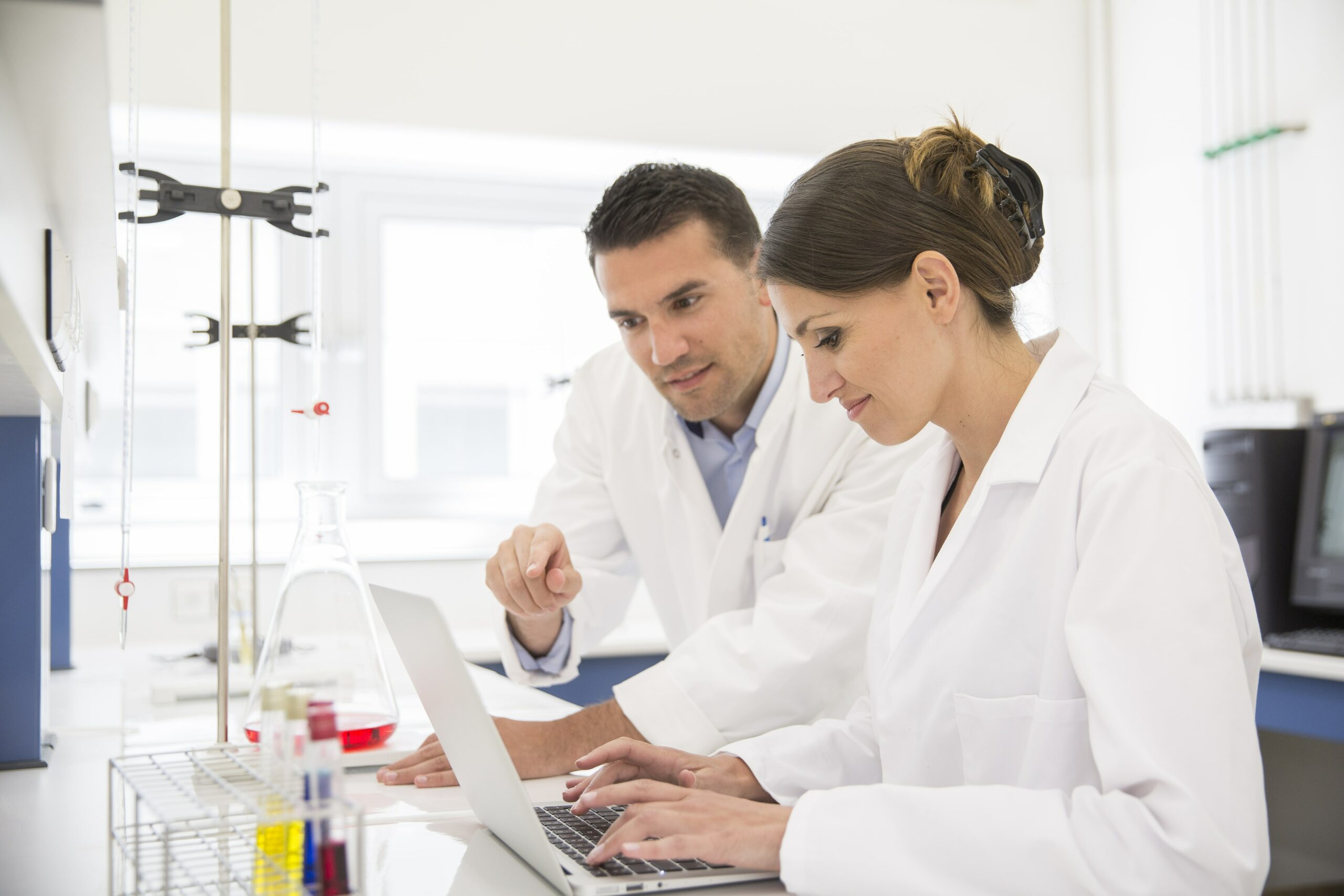 shutterstock 628397483 min scaled - Global Standards of Quality Assurance in Clinical Trials